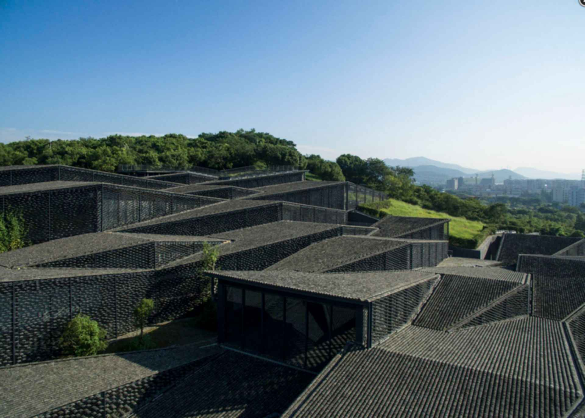 China Academy of Art's Folk Art Museum - Exterior/Landscape