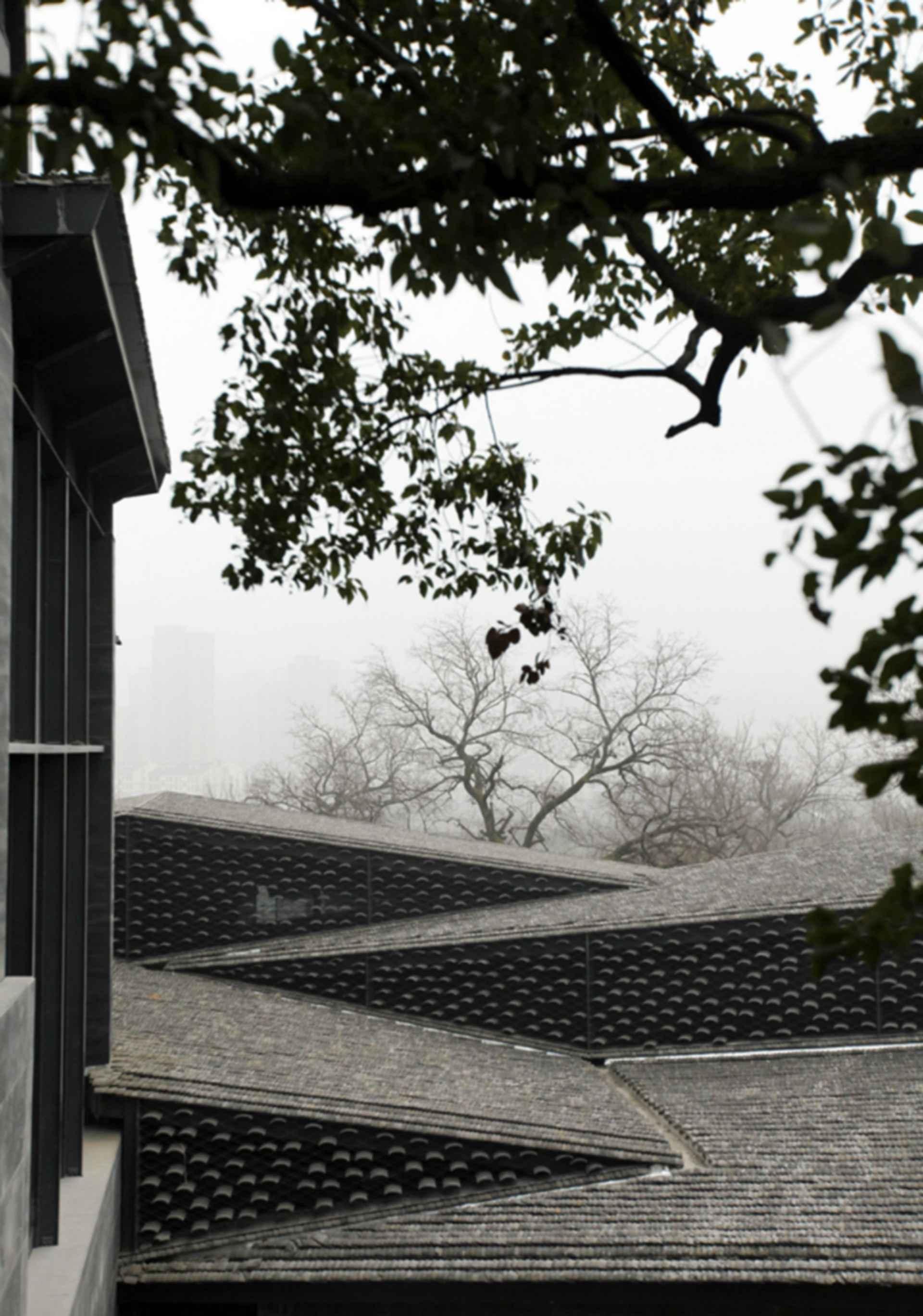 China Academy of Art's Folk Art Museum - Exterior