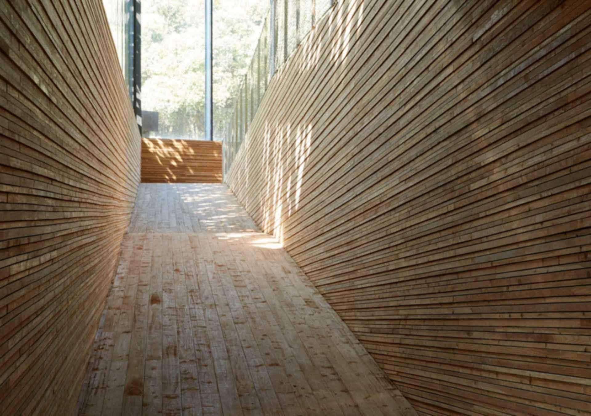 China Academy of Art's Folk Art Museum - Interior