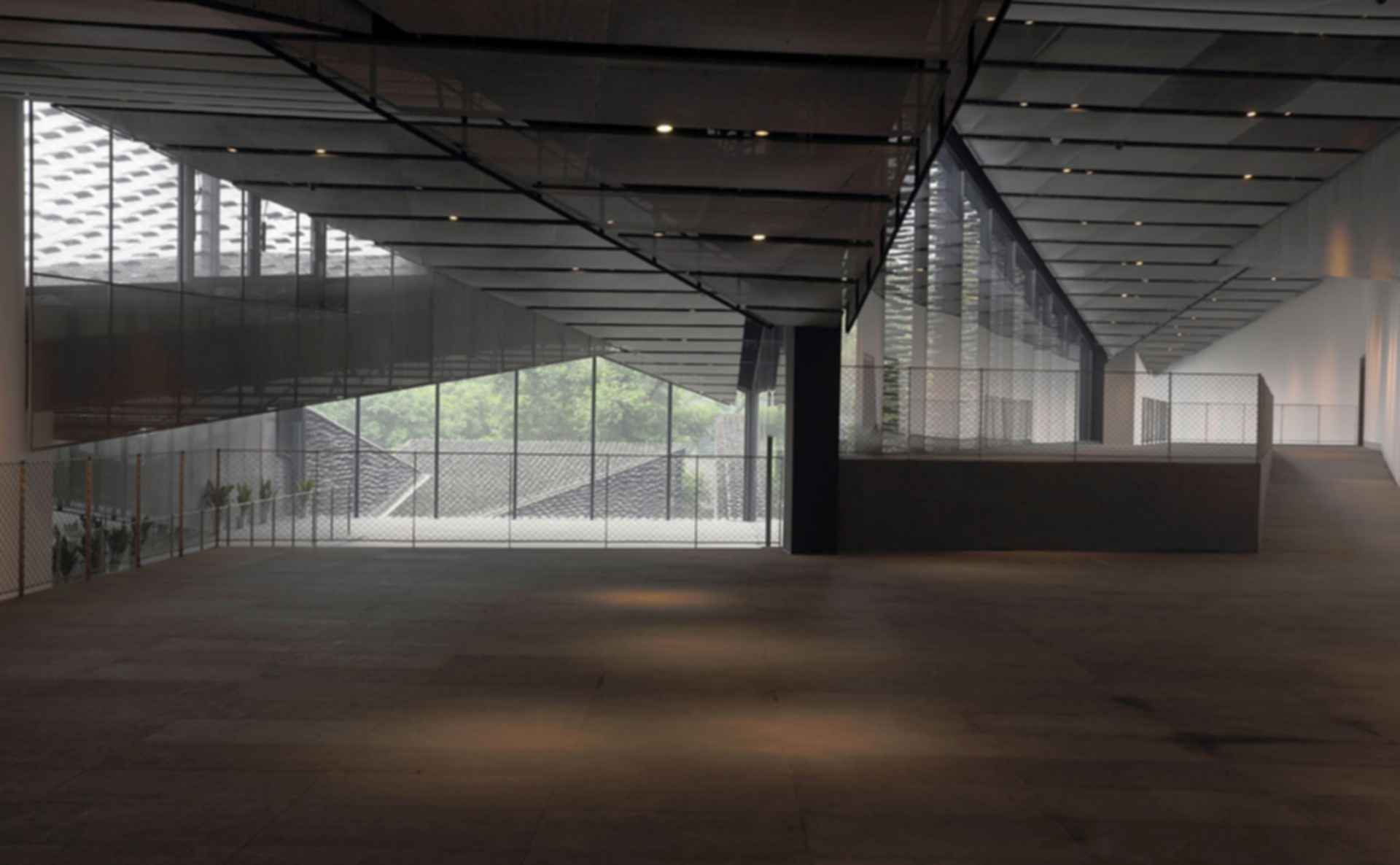 China Academy of Art's Folk Art Museum - Interior