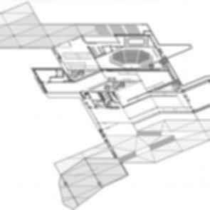 China Academy of Art's Folk Art Museum - Floor Plan