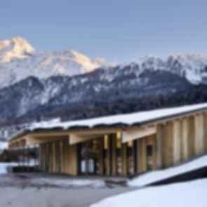 Mont-Blanc Base Camp - Exterior/Landscape