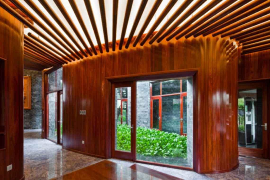 Stone House - Interior
