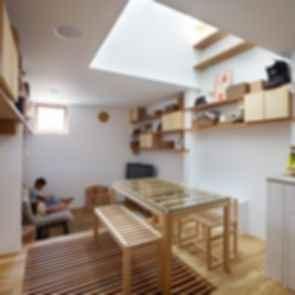 House in Nada - Interior
