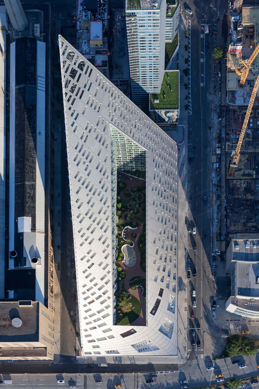 Via 57 West - Aerial View