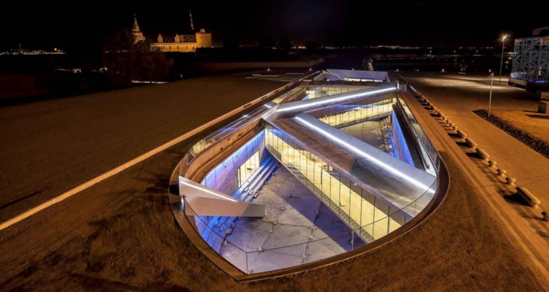 Danish National Maritime Museum - Exterior