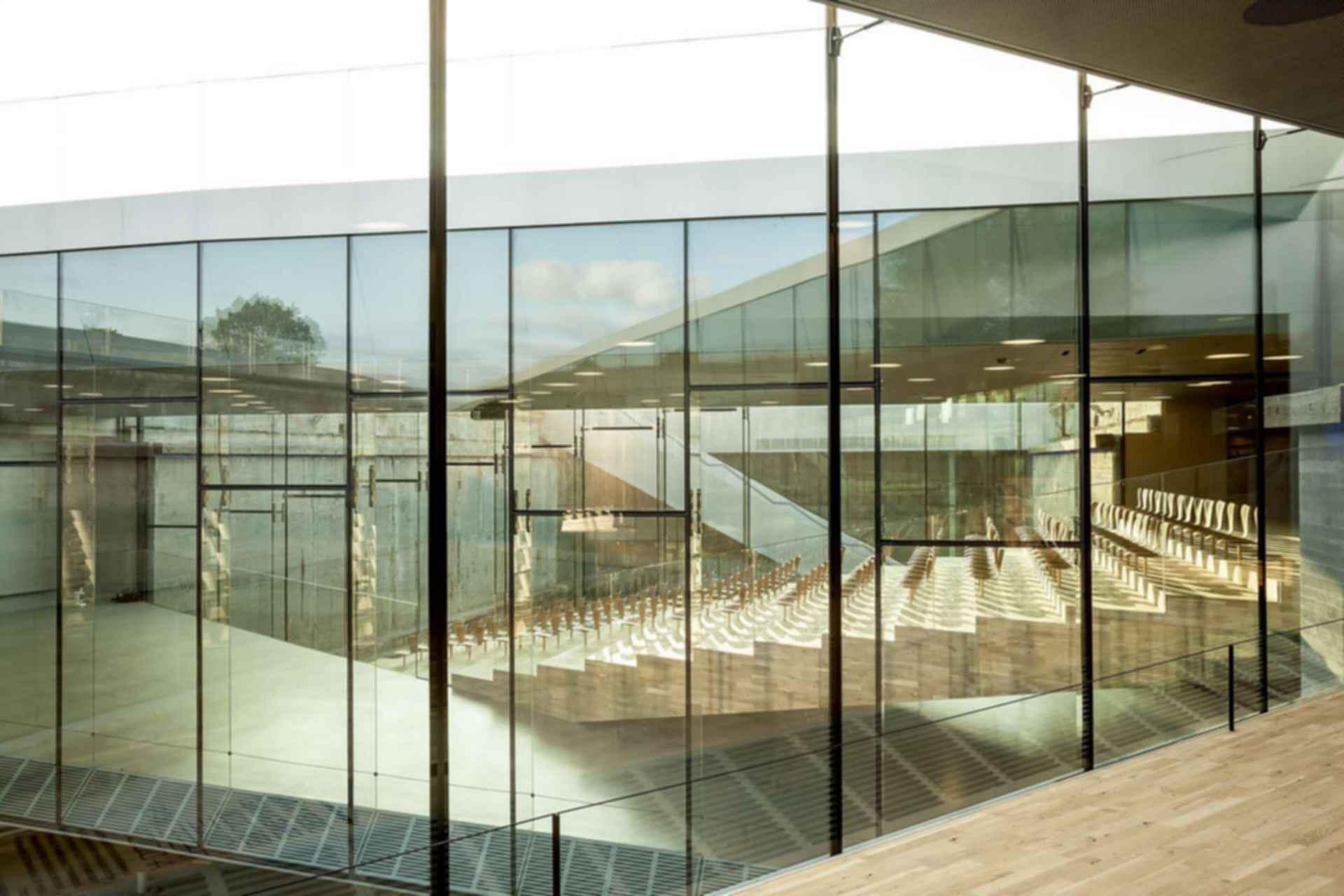 Danish National Maritime Museum - Interior