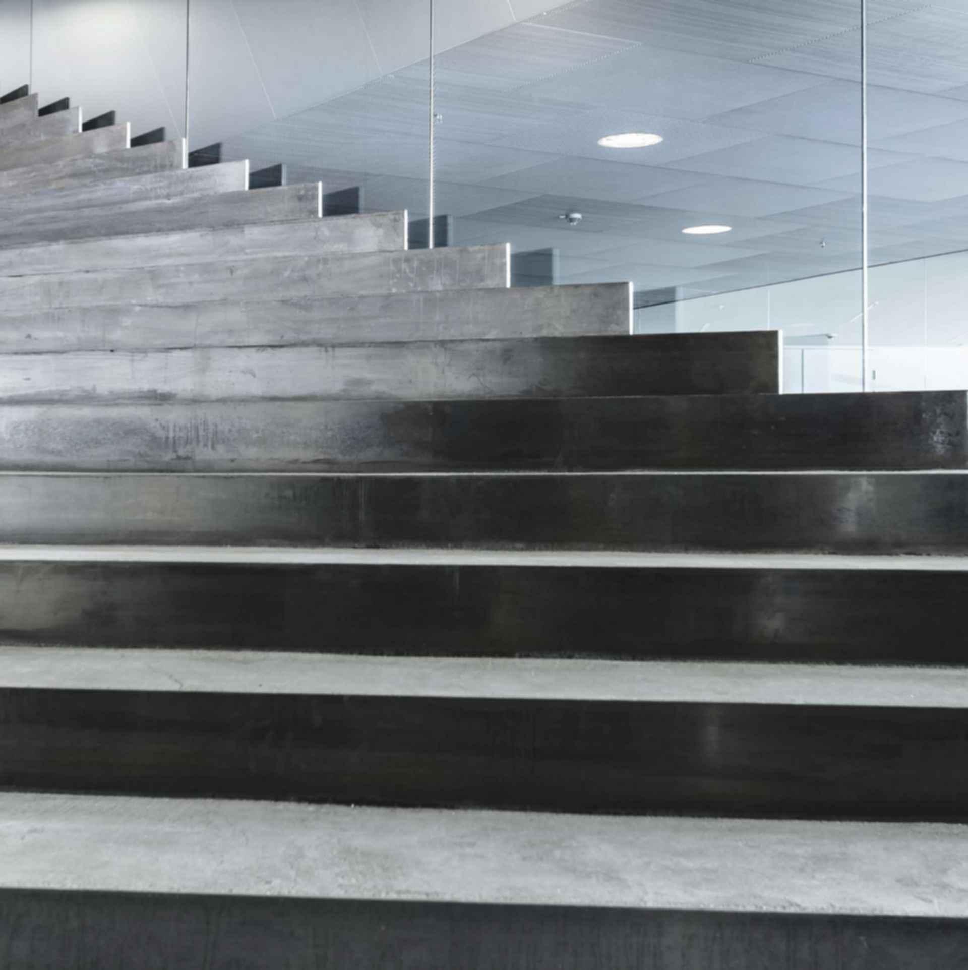 Danish National Maritime Museum - Interior/Stairs