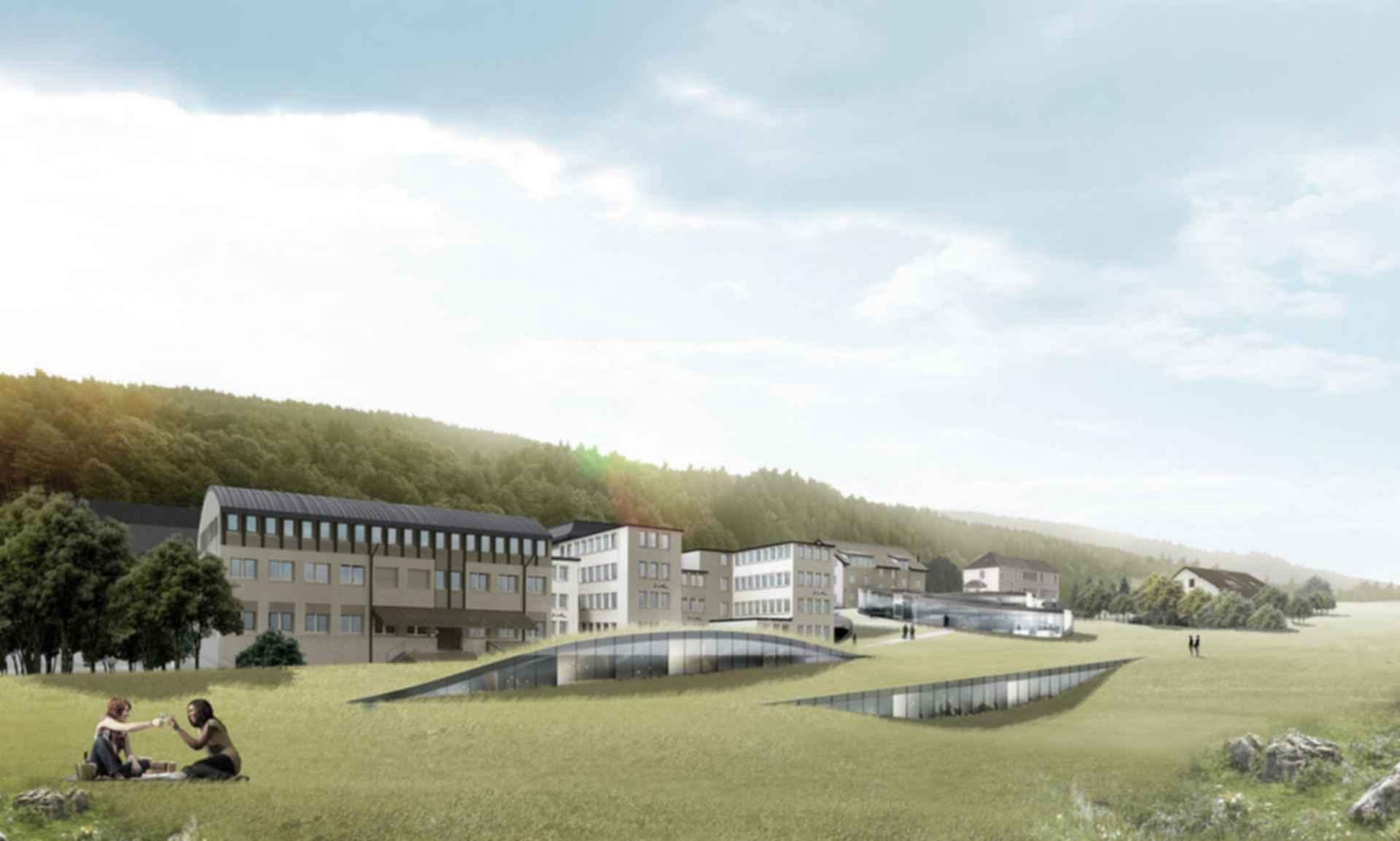 La Maison des Fondateurs - Concept Design/Exterior/Landscape