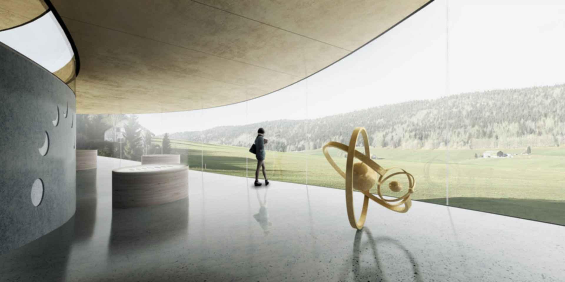 La Maison des Fondateurs - Concept Design/Interior