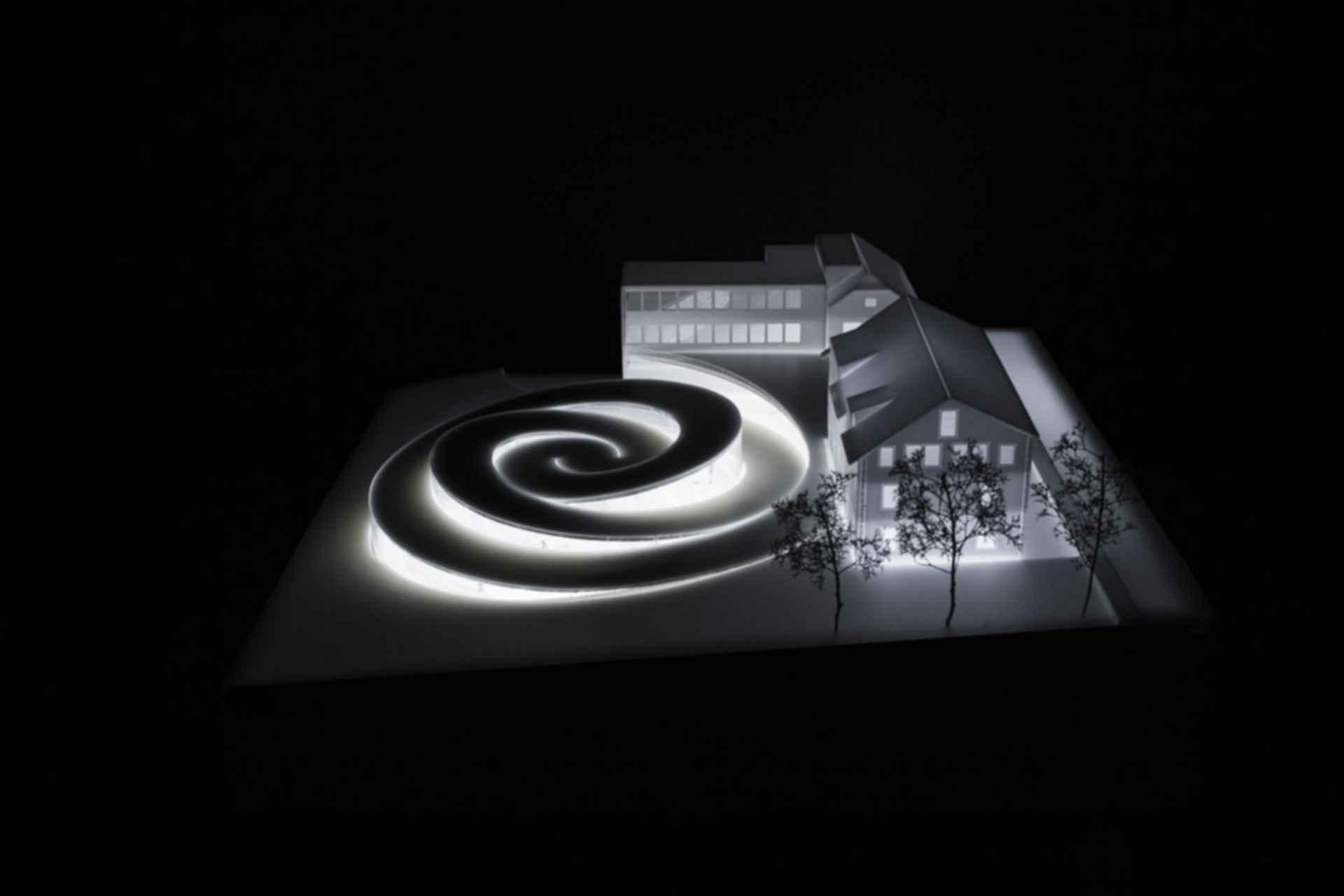 La Maison des Fondateurs - Concept Design/Exterior