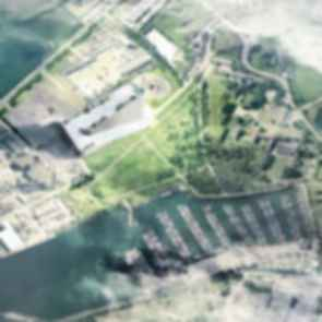 Amager Resource Center - Concept Design/Exterior/Landscape
