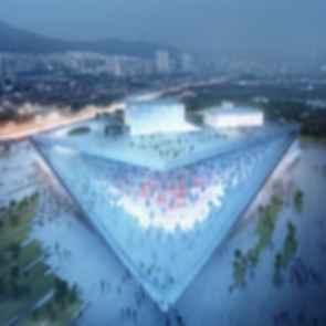 Busan Opera House - Concept Design