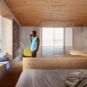 Hotel Belchenhaus Proposal - Concept Design/Interior