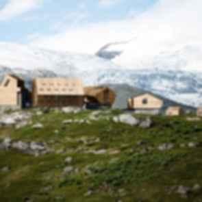 Tungestolen Tourist Cabin - Concept Design/Exterior/Landscape