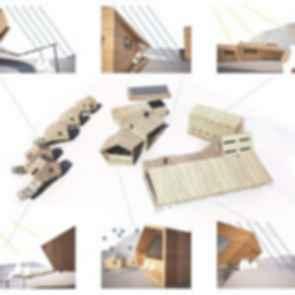 Tungestolen Tourist Cabin - Concept Designs