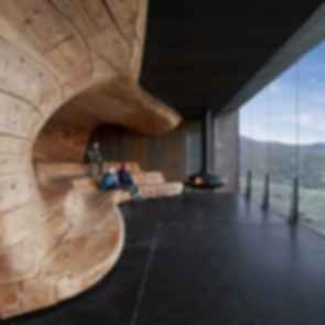 Tverrfjellhytta - Interior