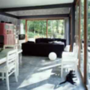 Pavilion in the Woods - Interior