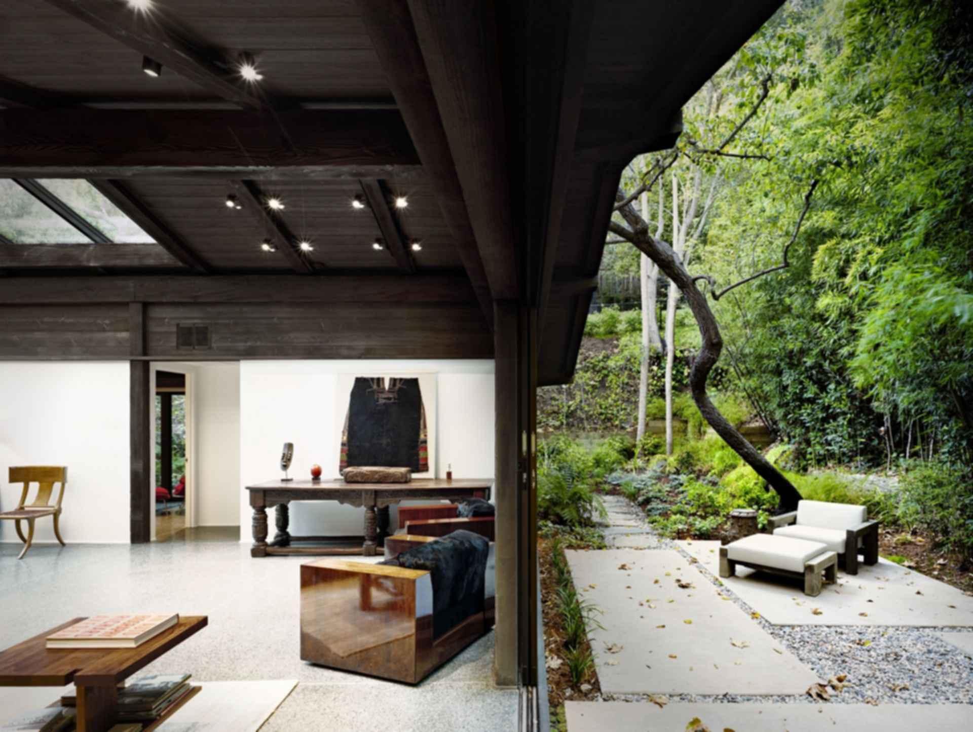 The Experimental Ranch - Interior/Exterior