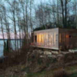 Sunset Cabin - Exterior