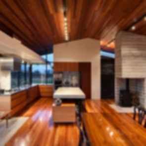 Wairau Valley House - Interior Kitchen