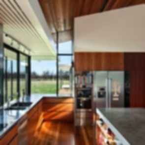 Wairau Valley House - Kitchen