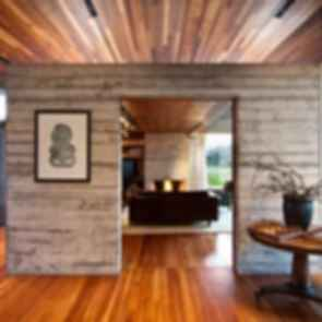 Wairau Valley House - Interior
