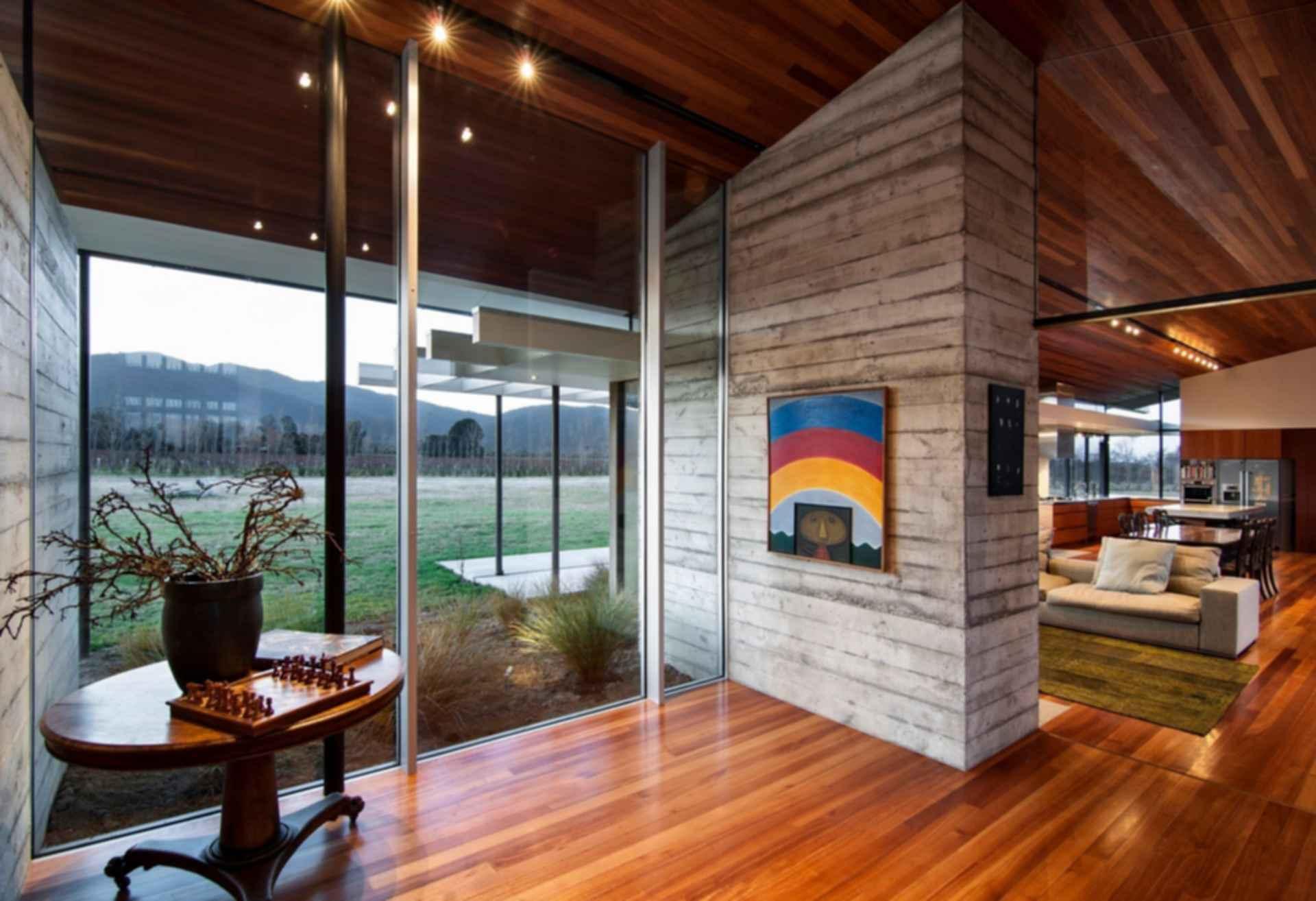 Wairau Valley House - Interior