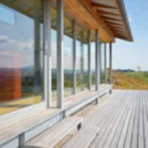 The Houl - Exterior/Decking