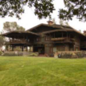 The Gamble House - Exterior