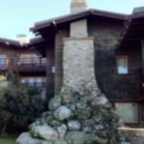 The Gamble House - Exterior/Stone