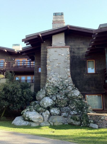 The Gamble House Exterior Stone Modlar Com