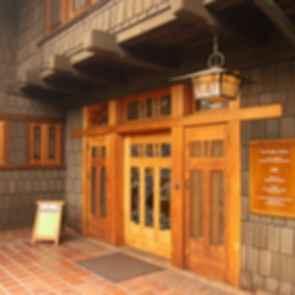 The Gamble House - Entrance
