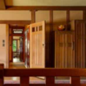 The Gamble House - Interior