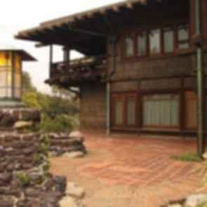 The Gamble House - Exterior/Outdoor Area