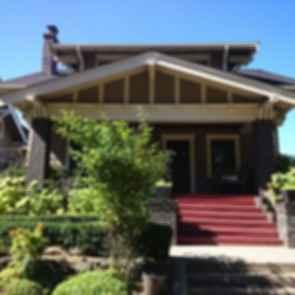 Mount Baker House - Exterior/Entrance