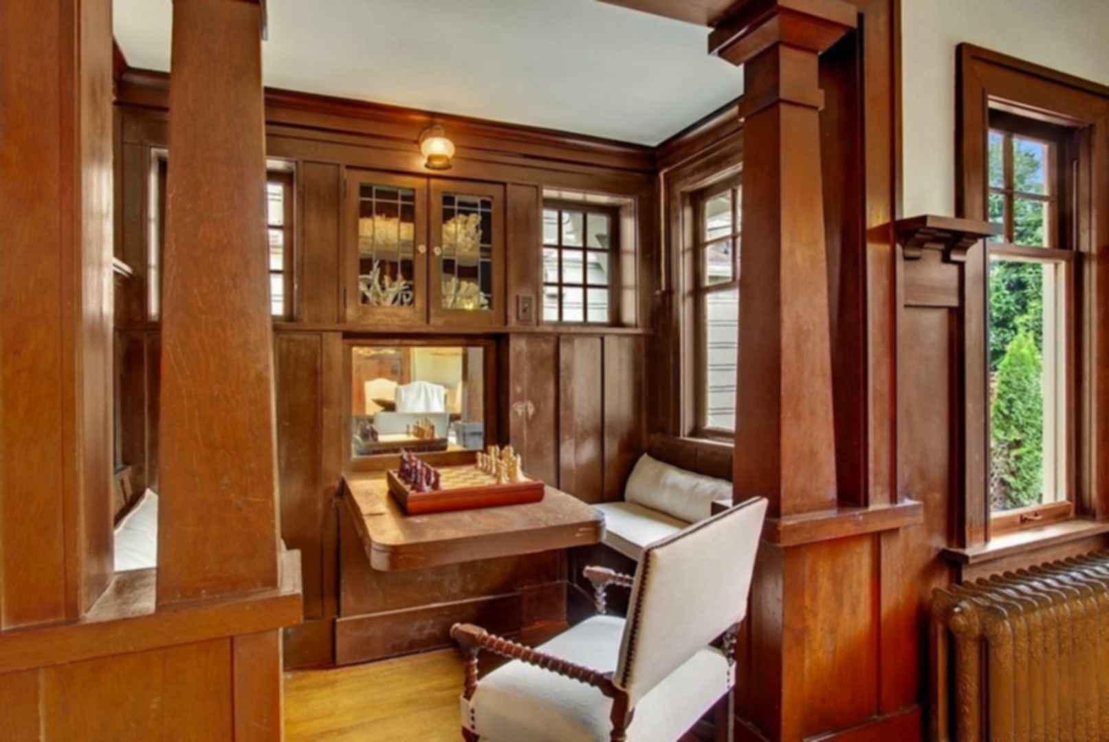 Mount Baker House - Interior