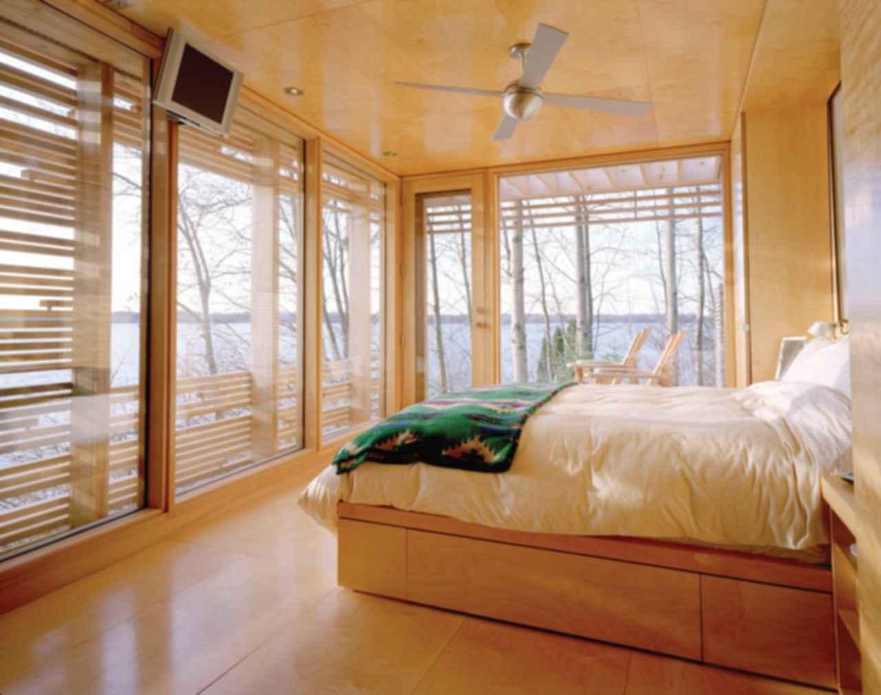 Sunset Cabin - Interior