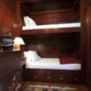 Airplane Bungalow - Interior/Bedroom