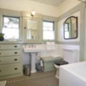 Airplane Bungalow - Interior/Bathroom
