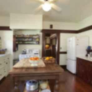 Airplane Bungalow - Interior/Kitchen