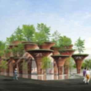Vietnam Pavilion - Concept
