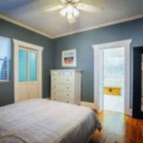 Green Gable Bungalow - Interior/Bedroom