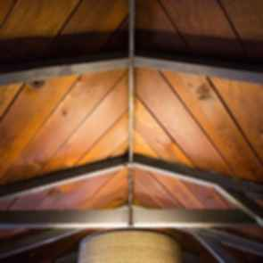 _Maybeck Carriage House - Ceiling