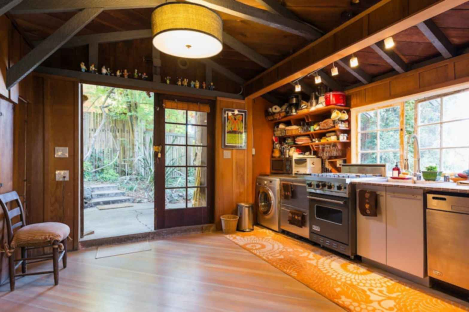 _Maybeck Carriage House - Interior/Kitchen