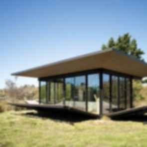 False Bay Writer's Cabin - Exterior