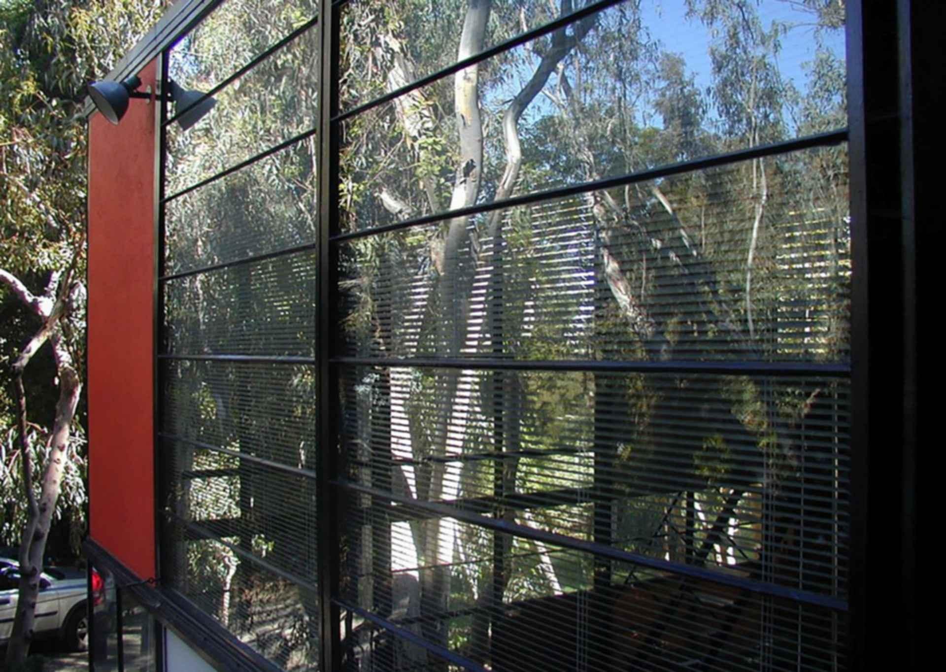 Eames House - Interior/Lounge