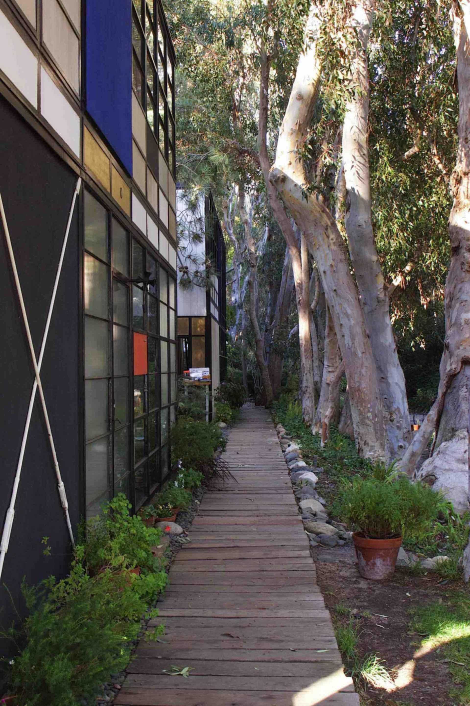 Eames House - Exterior