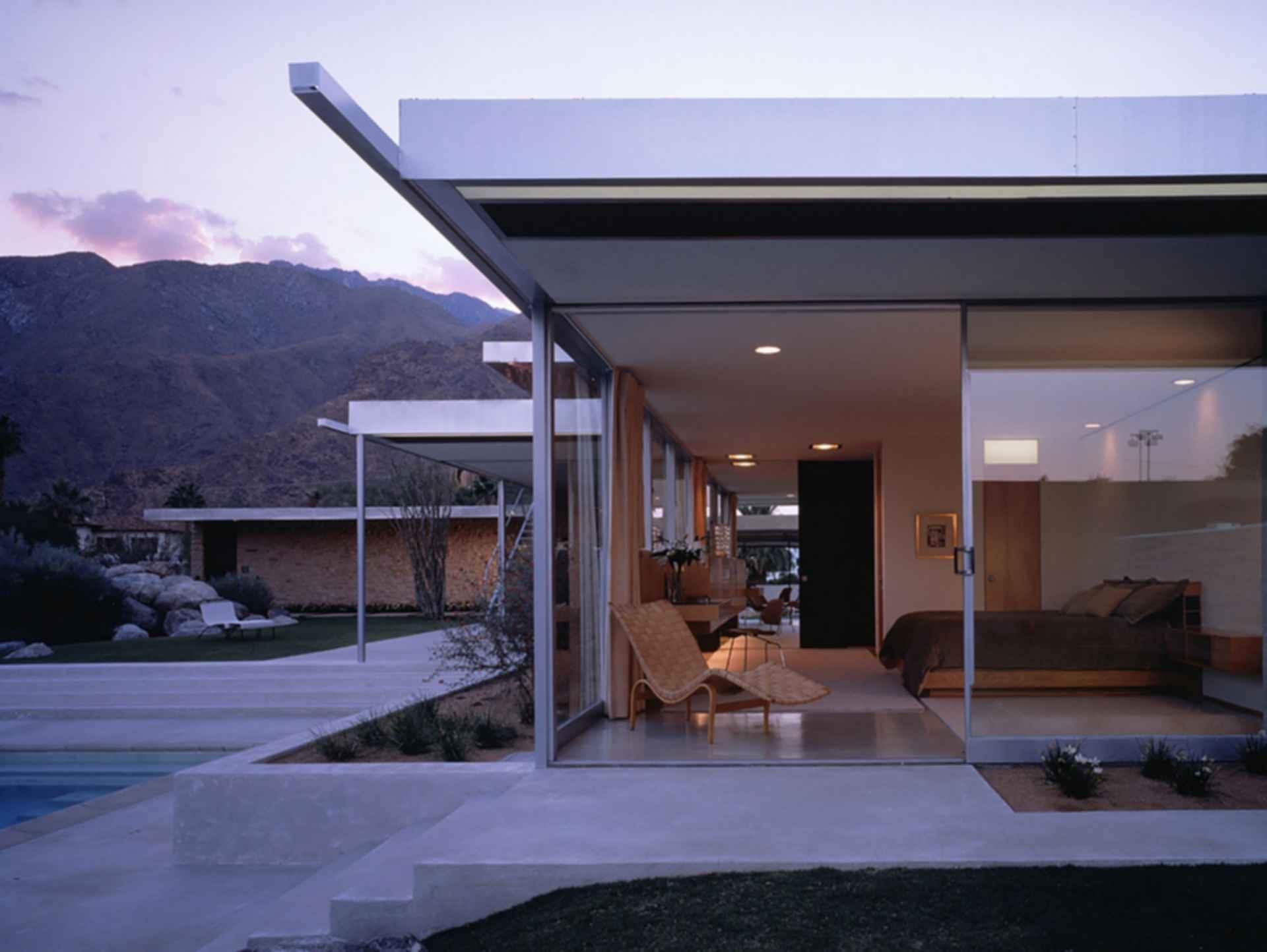 Kaufmann House - Exterior/Interior