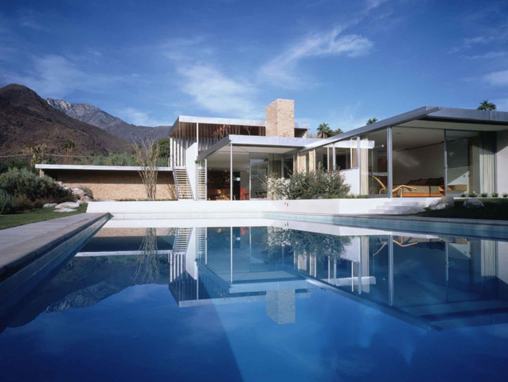 Kaufmann House - Exterior/Pool